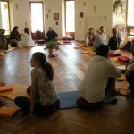 Workshop for women, East West Sanctuary, Hungary